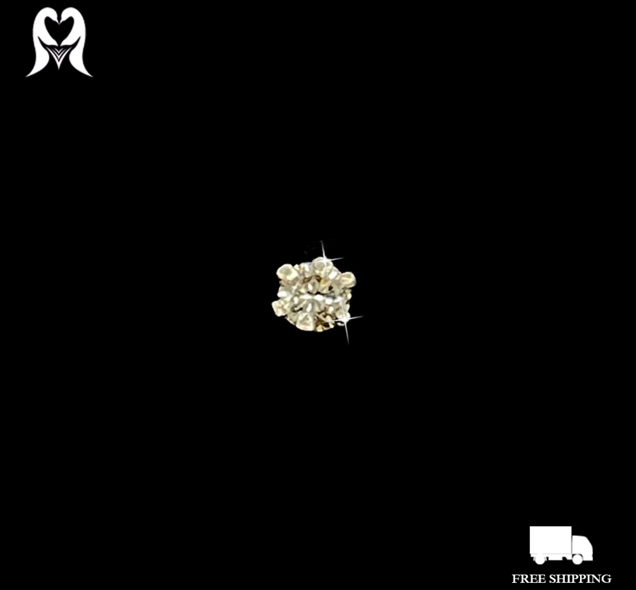 Diamond Nosepin 0.08 CTS 1PC 191460046 [Wt:0.34 - 2030762]
