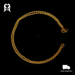 HOLLOW ROPE CHAIN [2.44g - 572790]